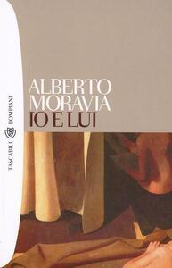 Io e lui - Alberto Moravia - copertina