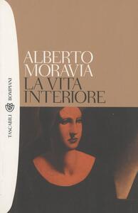 La vita interiore - Alberto Moravia - copertina