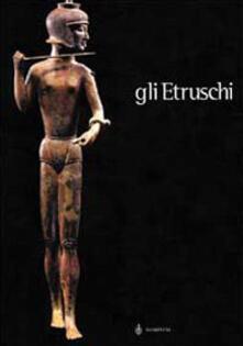 Gli etruschi - Mario Torelli - copertina