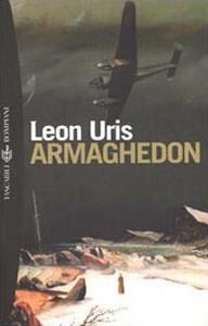 Armaghedon - Leon Uris - copertina