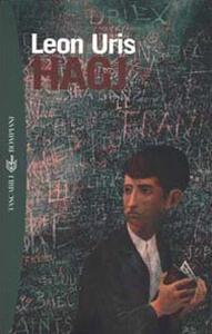 Hagj - Leon Uris - copertina