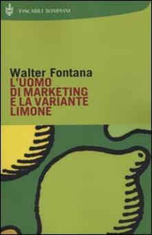 Antondemarirreguera.es L' uomo di marketing e la variante limone Image