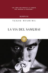 Libro La via del samurai Yukio Mishima