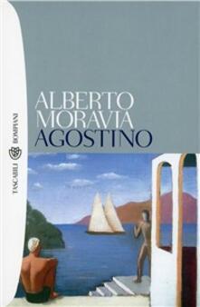 Agostino - Alberto Moravia - copertina