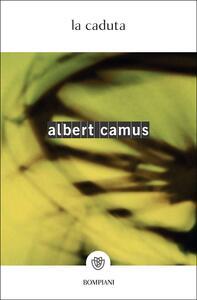 La caduta - Albert Camus - copertina