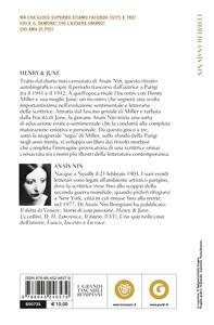 Henry e June - Anaïs Nin - 2