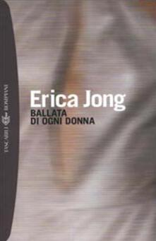 Ballata di ogni donna - Erica Jong - copertina