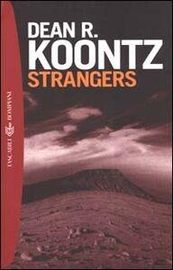 Libro Strangers Dean R. Koontz