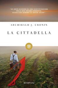 La cittadella - A. Joseph Cronin - copertina