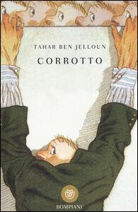 Libro Corrotto Tahar Ben Jelloun