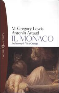 Il monaco - Matthew Gregory Lewis,Antonin Artaud - copertina