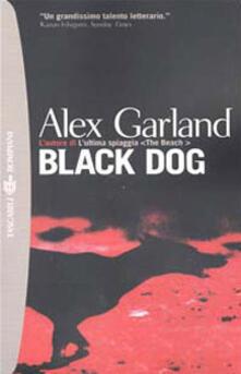 Black dog - Alex Garland - copertina