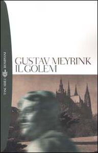 Foto Cover di Il Golem, Libro di Gustav Meyrink, edito da Bompiani