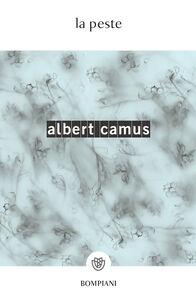 Libro La peste Albert Camus