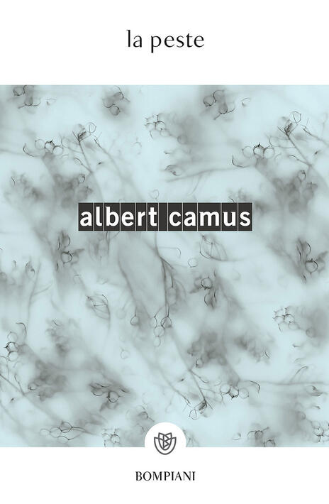 La peste - Albert Camus - copertina