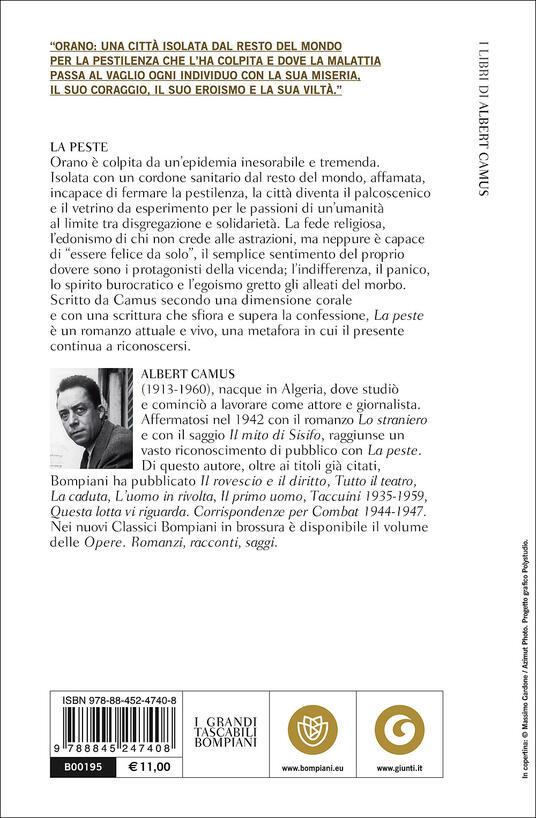 La peste - Albert Camus - 2