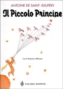 Foto Cover di Il Piccolo Principe, Libro di Antoine de Saint-Exupéry, edito da Bompiani