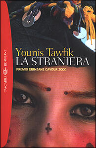 La straniera - Younis Tawfik - copertina