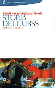 Storia dell'Urss. Dal 1917 a Eltsin - Mihail Heller,Aleksandr Nekric - copertina