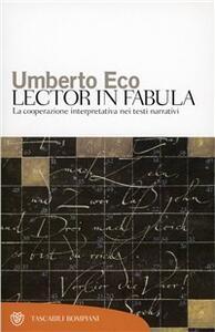 Lector in fabula - Umberto Eco - copertina