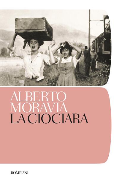 La Ciociara Alberto Moravia Libro Bompiani I Grandi Tascabili Ibs