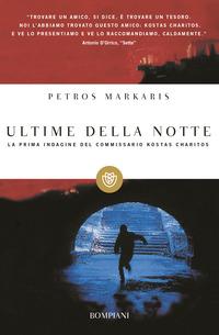 Ultime della notte - Markaris Petros - wuz.it