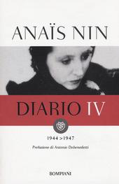 Diario. Vol. 4: 1944-1947.