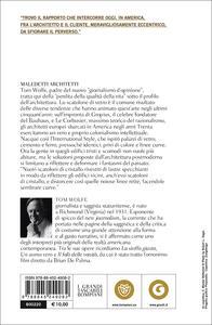Maledetti architetti. Dal Bauhaus a casa nostra - Tom Wolfe - 2