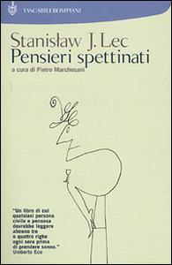 Libro Pensieri spettinati Stanislaw J. Lec