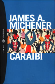 Caraibi - James A. Michener - copertina