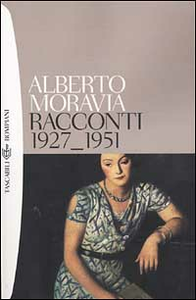 Libro Racconti 1927-1951 Alberto Moravia
