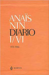 Diario 1931-1966 - Anaïs Nin - copertina