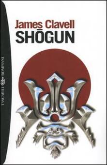 Shogun - James Clavell - copertina