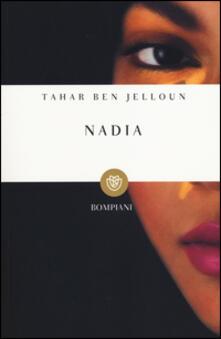 Nadia - Tahar Ben Jelloun - copertina