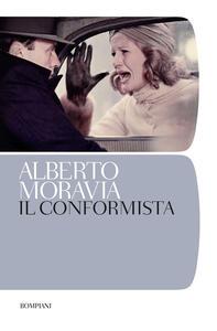 Il conformista - Alberto Moravia - copertina