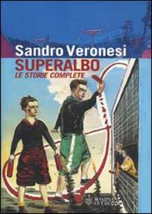 Superalbo. Le storie complete - Sandro Veronesi - copertina