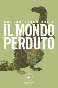 Il mondo perduto - Arthur Conan Doyle - copertina