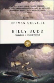 Billy Budd - Herman Melville - copertina