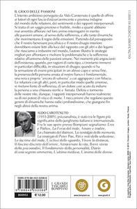 Il gioco della passioni. Dinamiche dei rapporti amorosi - Aldo Carotenuto - 2