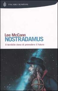 Nostradamus - Lee McCann - copertina