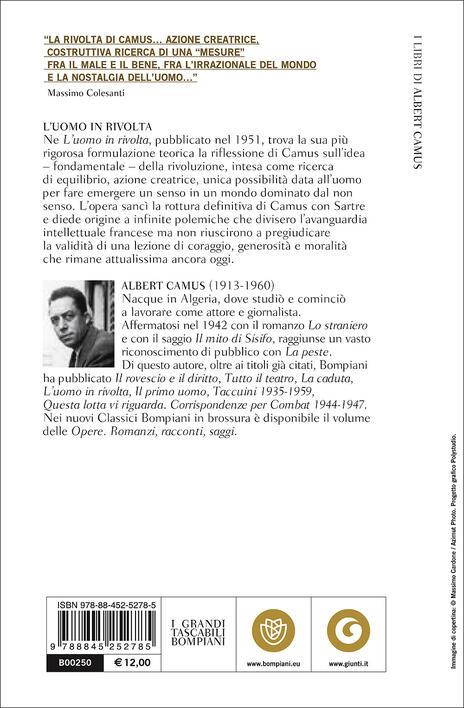 L' uomo in rivolta - Albert Camus - 3