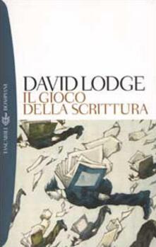 Il gioco della scrittura - David Lodge - copertina