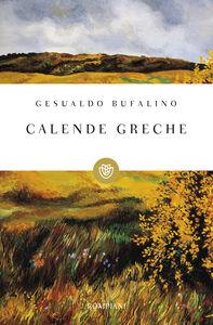 Libro Calende greche Gesualdo Bufalino