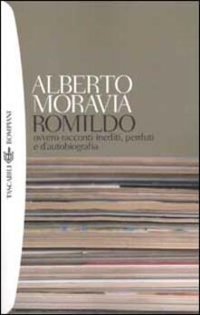 Romildo - Alberto Moravia - copertina