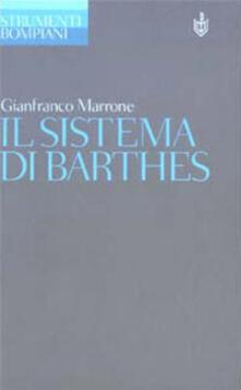 Squillogame.it Il sistema di Barthes Image