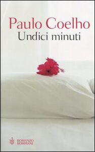 Libro Undici minuti Paulo Coelho