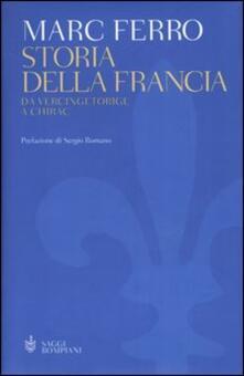 Storia della Francia. Da Vercingetorige a Chirac - Marc Ferro - copertina