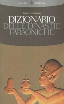 Librisulladiversita.it Dizionario delle dinastie faraoniche Image
