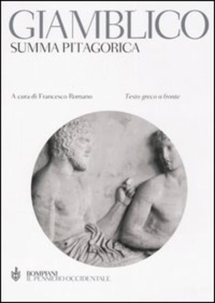 Summa pitagorica. Testo greco a fronte. Ediz. integrale - Giamblico - copertina