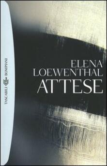 Attese - Elena Loewenthal - copertina